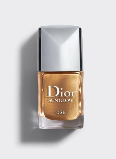 Dior Dior Vernis Sun Glow 026 Oje Krem